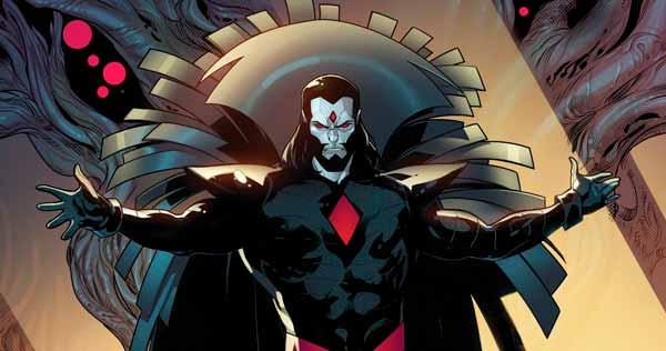 Синистер, Sinister, Люди Икс, комиксы Люди Икс