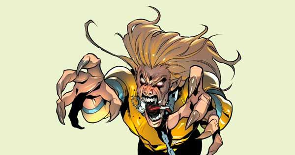 Комиксы Люди Икс, Дикий ребенок, Wild Child