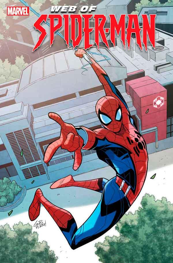 W.E.B. of Spider-Man #1, комиксы Человек Паук читать