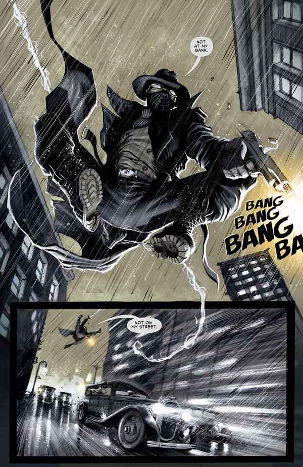 Spider-Man Noir #1 2020, Человек Паук Нуар 2020, комиксы про Человека Паука