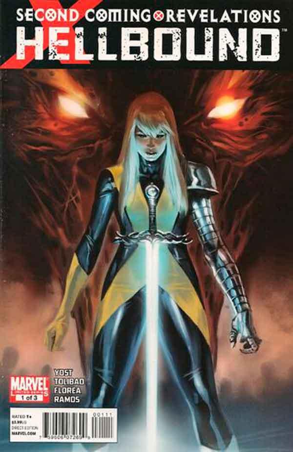 X-Men: Hellbound Vol 1 1 Остров Ада (Hellbound), комиксы Люди-Икс