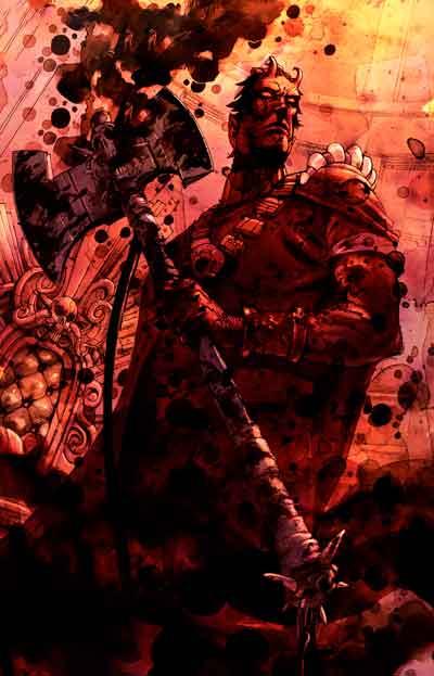 Беласко, демон-повелитель Лимбо