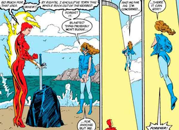 Magik, Ульяна Распутина биография персонажа, X-Men, Люди-Икс, Magik, Illyana Rasputina, комиксы Люди-Икс