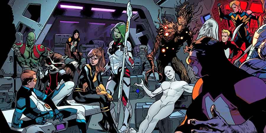 Guardians of the Galaxy & X-Men: The Black Vortex, Стражи Галактики Люди-Икс Черный Вихрь