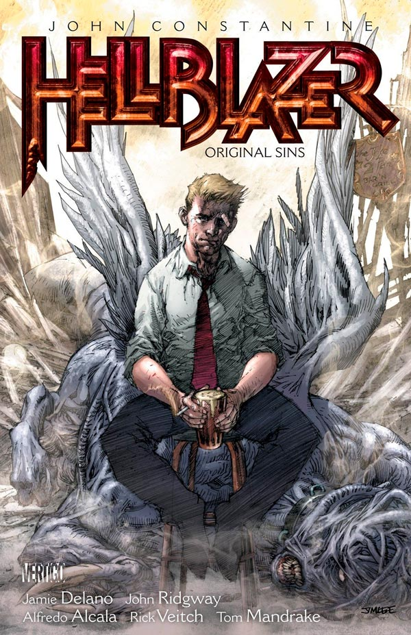 Первородные грехи #1-9 Hellblazer: Original Sins #1-9, комиксы Джон Константин