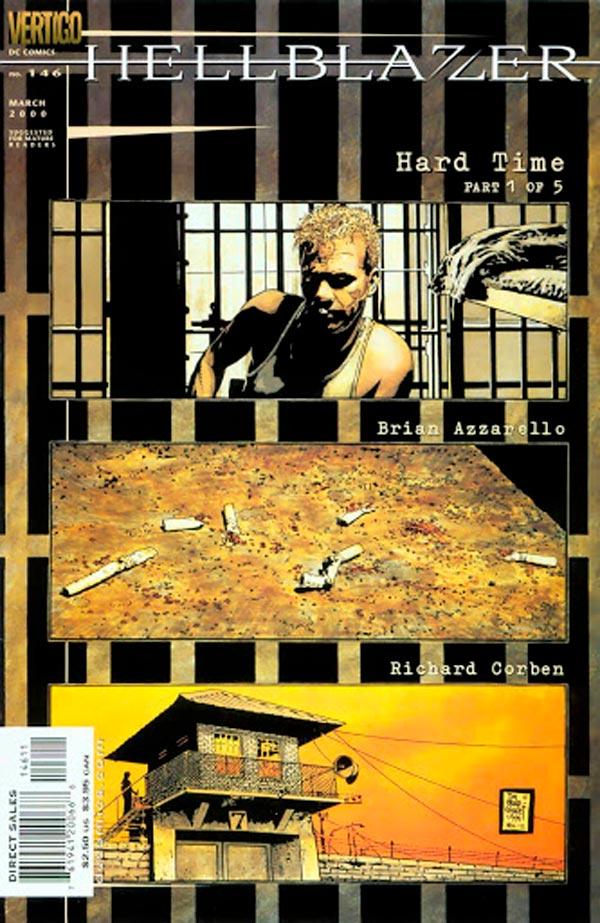 Тяжелое время #146-150, Hard Time #146-150, комиксы Джон Константин