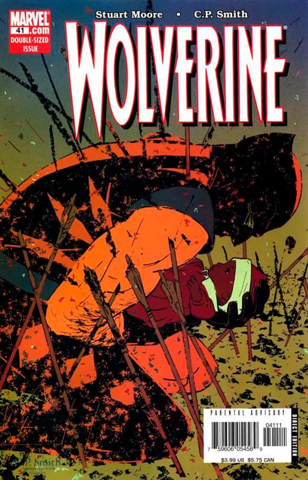 Wolverine Vol 3 #41, Росомаха Том 3 #41